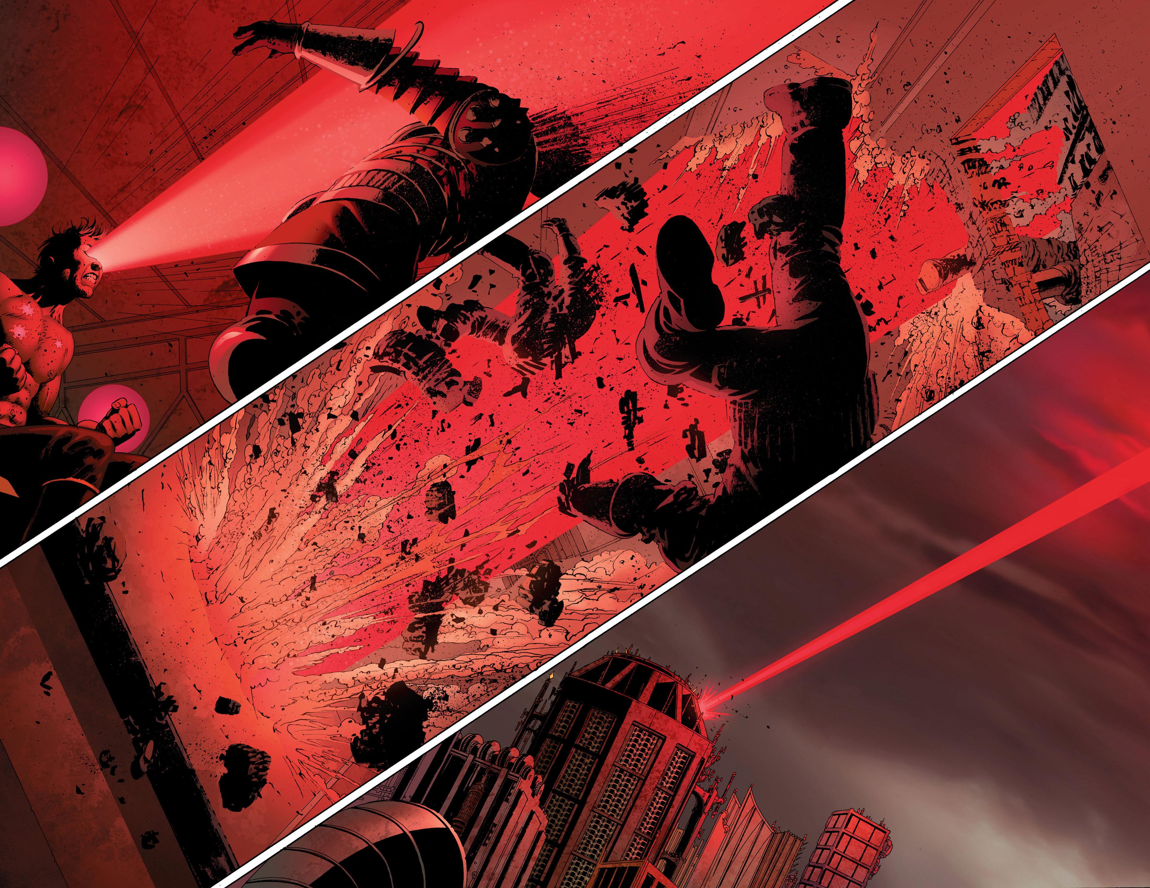 Read online Astonishing X-Men (2004) comic -  Issue #23 - 20