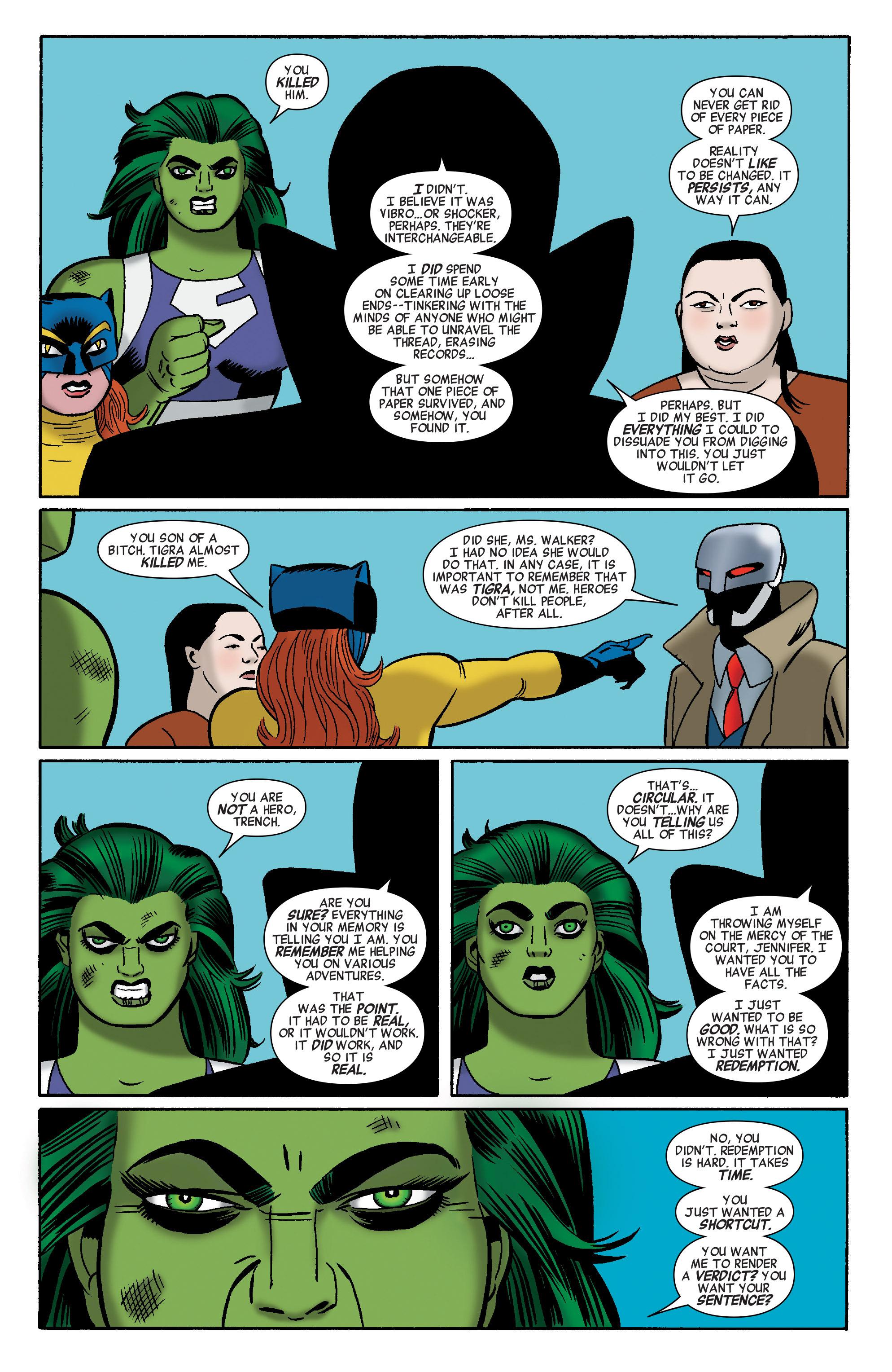 Read online She-Hulk (2014) comic -  Issue #12 - 10