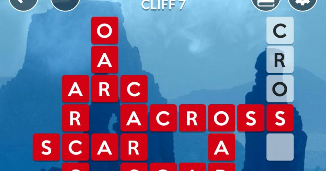 Wordscapes Level 135 Answers Doors Geek