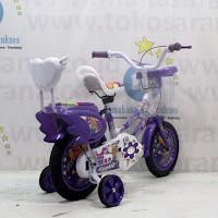 12 exotic sepeda anak perempuan