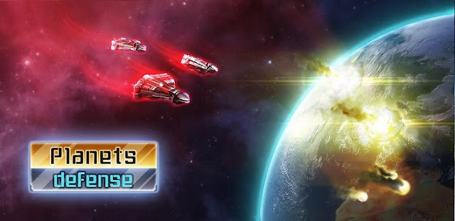 Game: Planets Defense Full Version 1.1 APK Direct Link