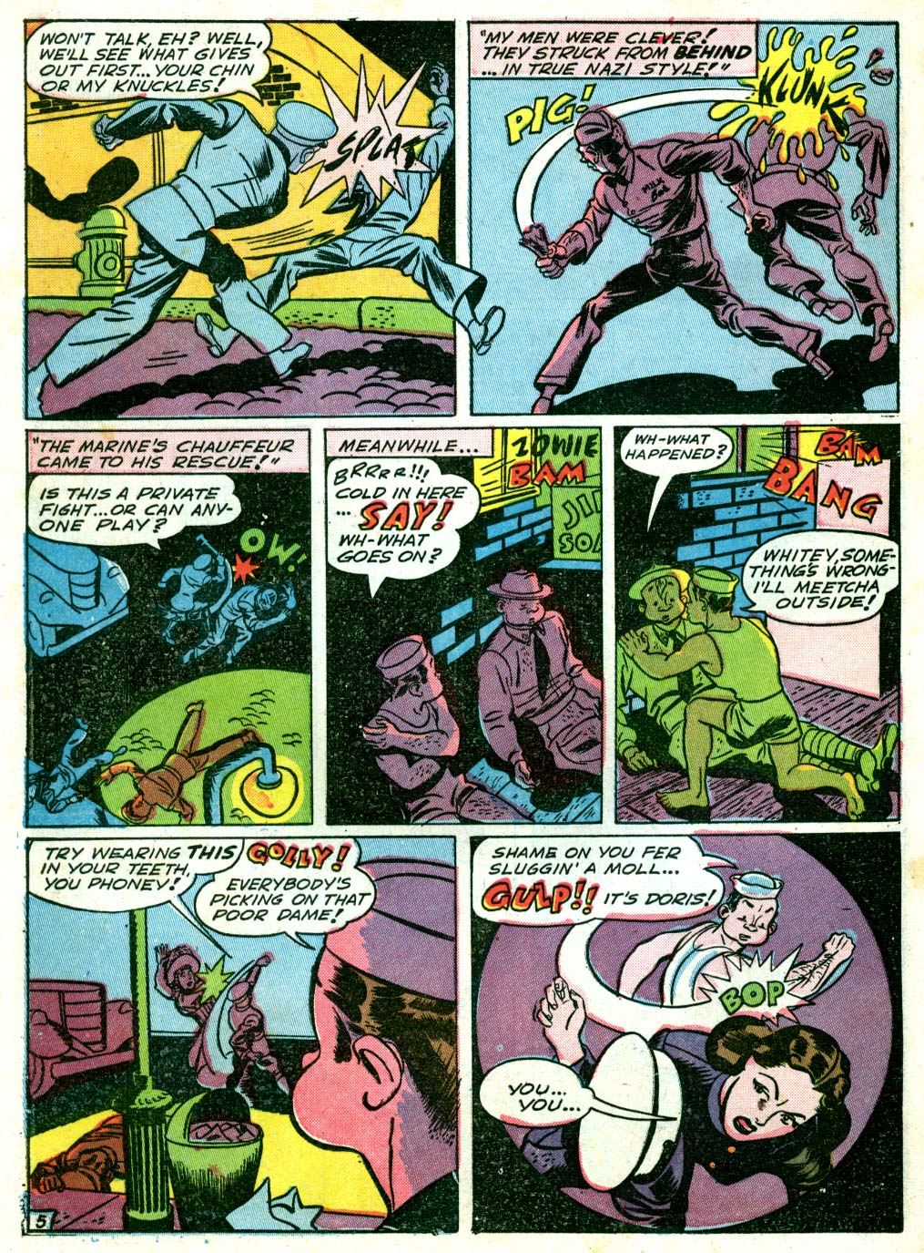 Read online All-American Comics (1939) comic -  Issue #44 - 63
