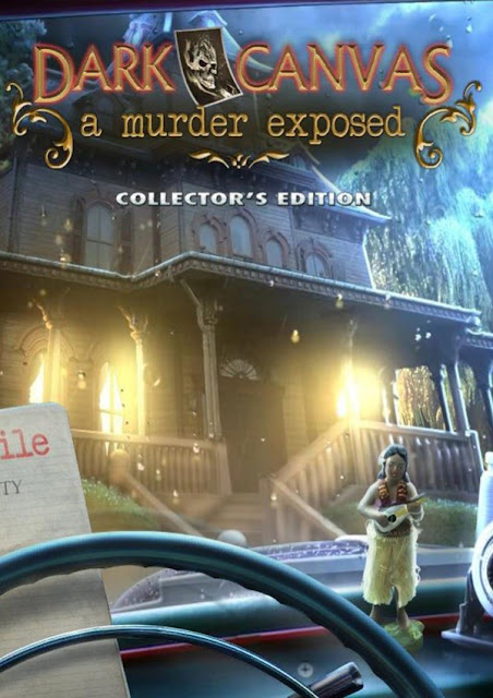 Dark-Canvas-3-A.Murder-Exposed-Download-Cover-Free-Game