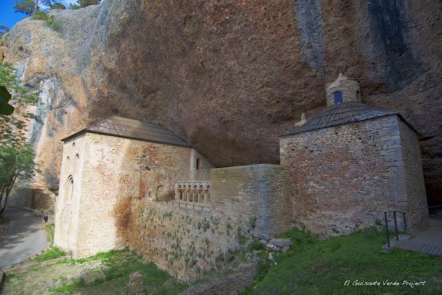 Monasterio de San Juan de la Peña por El Guisante Verde Project