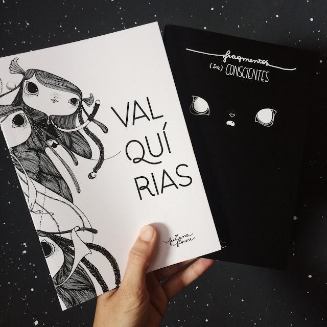 As Ilustrações de Juliana Fiorese