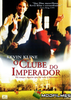 Capa do Filme O Clube Do Imperador