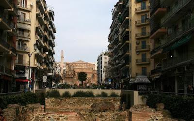Με τον Γαλέριο στη ρωμαϊκή Θεσσαλονίκη