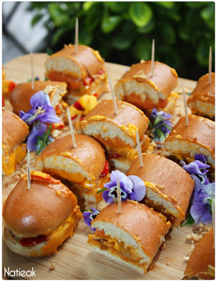 Mini Hot dog veggie Tartex