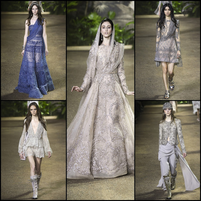 RUNWAY REPORT.....Paris Haute Couture Fashion Week ELIE SAAB Haute Couture Spring/Summer 2016: Pics + Video!