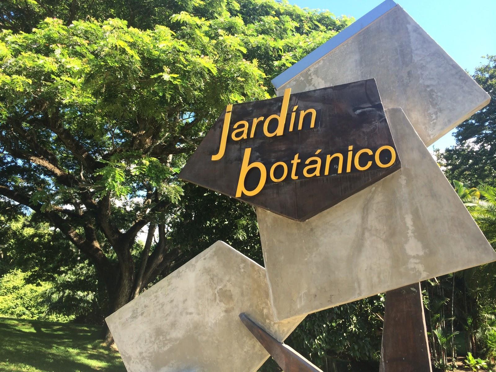 Jardines bot nicos for Actividades en el jardin botanico de caguas