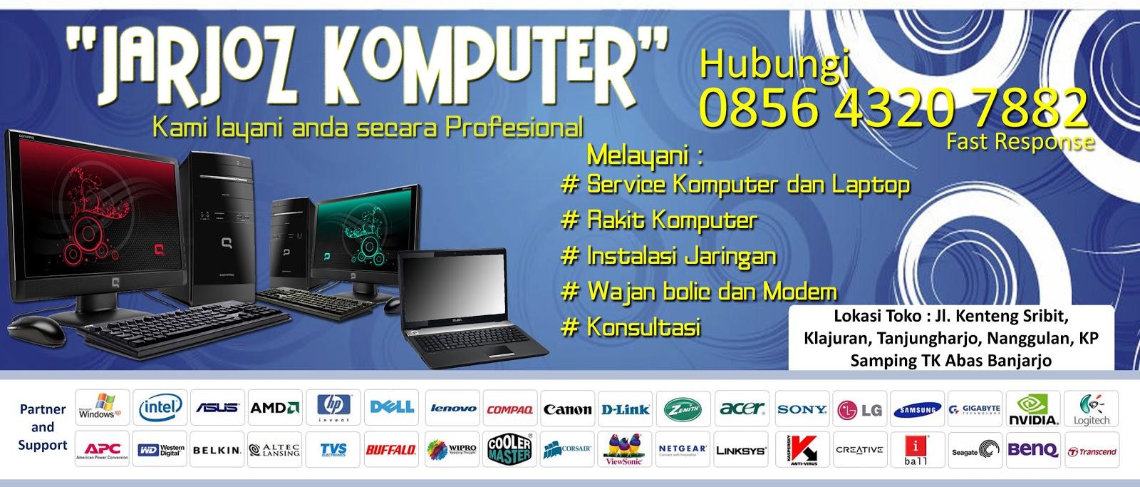 Contoh Banner/Spanduk toko komputer - Didit Blog ...