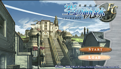 【PSP】英雄傳說6空之軌跡 FC中文版(The Legend of Heroes 6:Sora No Kiseki FC)