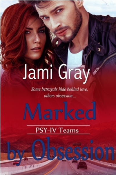 Marked by Obsession cover