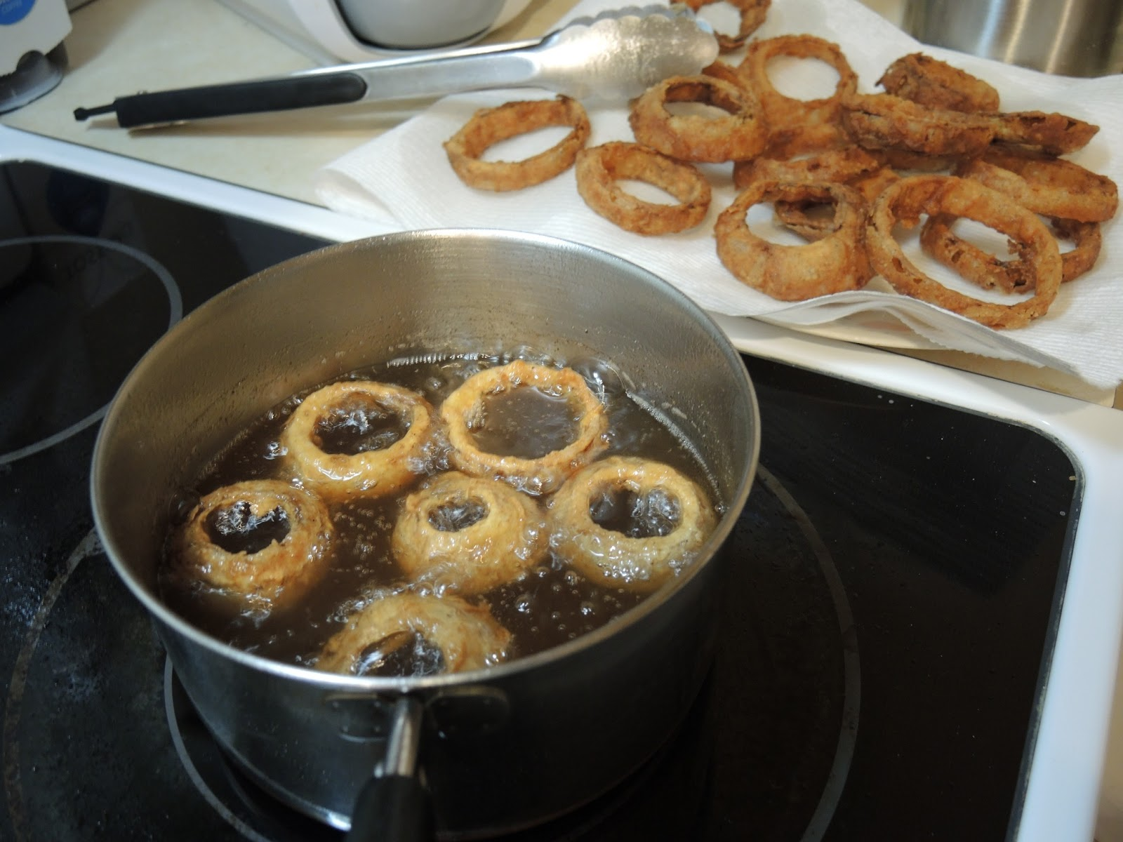 Cooking Creation Quick Amp Easy Homemade Onion Rings