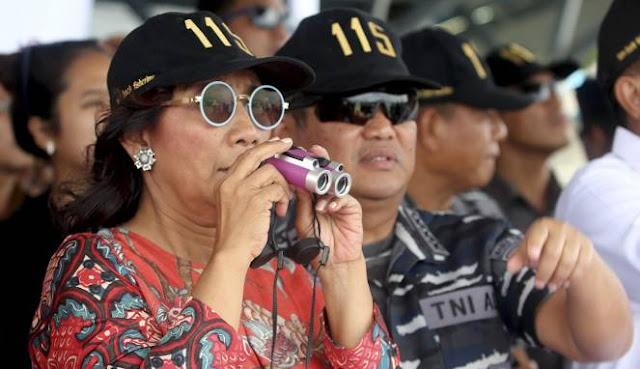Menteri Susi: Mengurus Indonesia Perlu Orang Setengah Gila