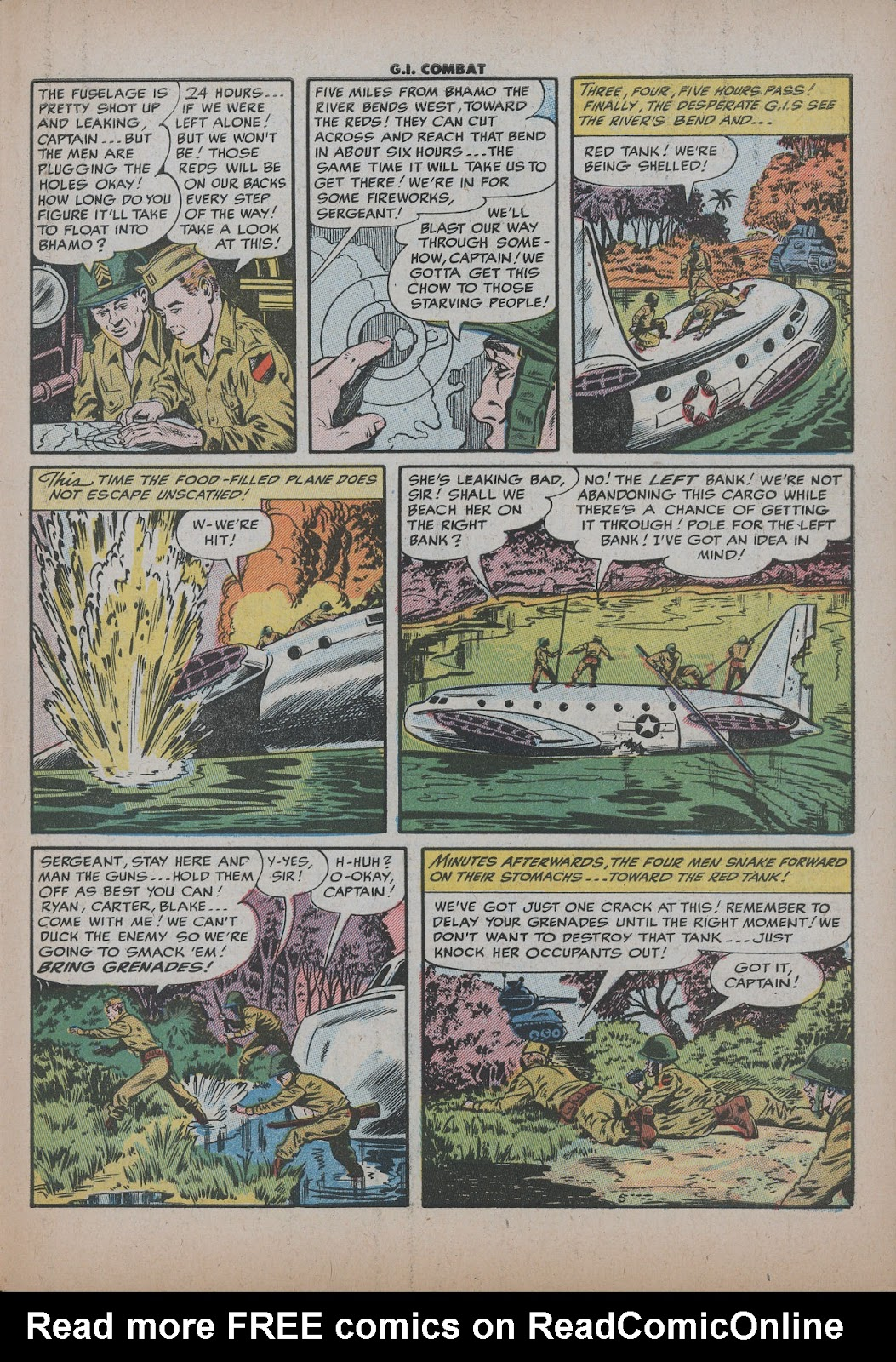 G.I. Combat (1952) issue 26 - Page 31