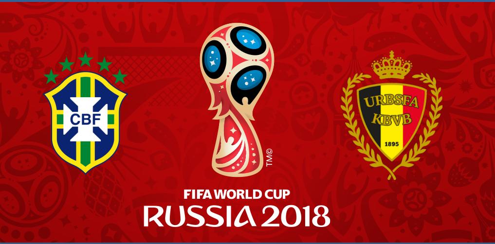 Fifa world cup preview - brazil vs belgium