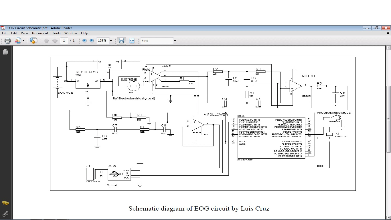 hight resolution of i contacted mr cruz via email and ask for his permission to use his eyeboard schematic design he is an electronics engineering student in one of the