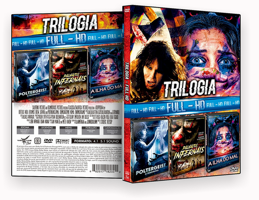 CAPA DVD – Trilogia FULL HD vol.09 – DVD-R
