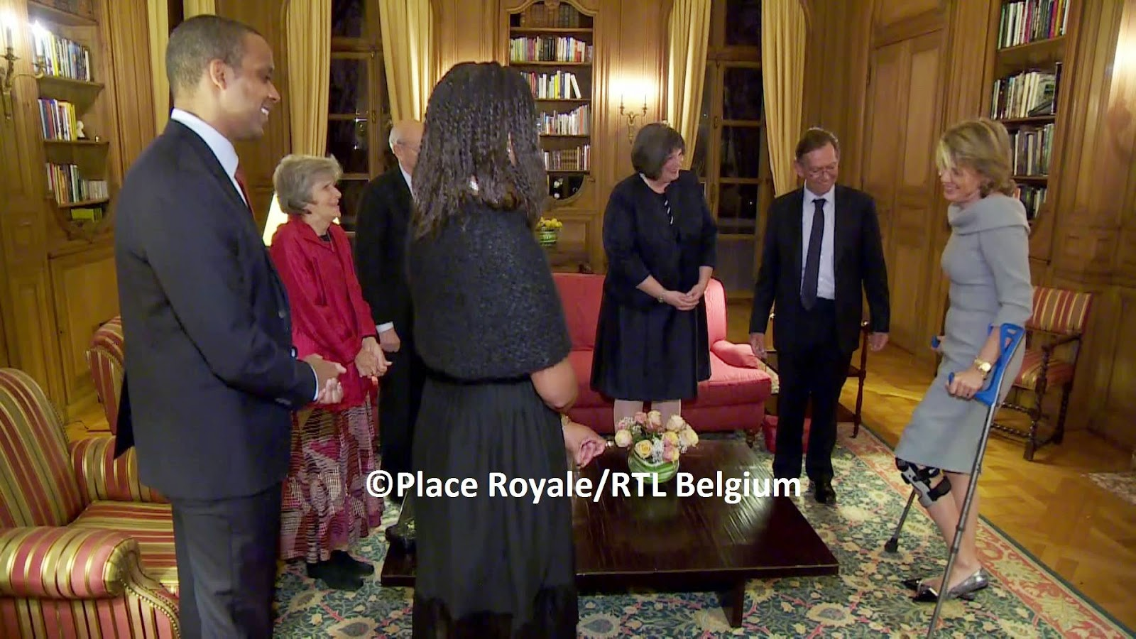 Queen Mathilde: A day in Washington DC