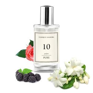 Świeże Owocowe Kwiatowe Perfumy FM 10