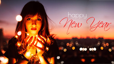 Happy New Year 2018 Desktop HD Photo Download
