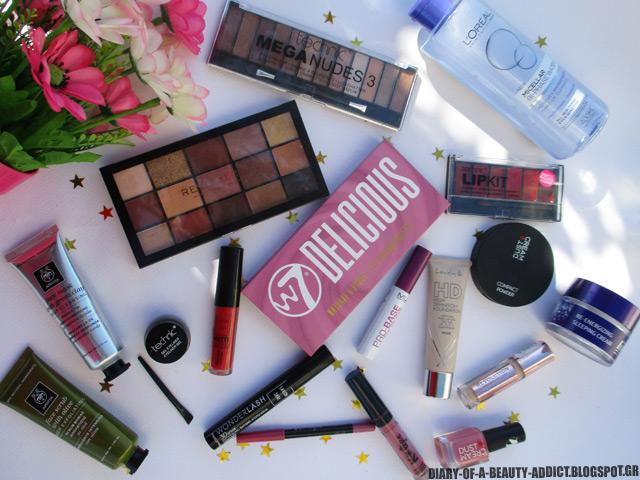 18+1 προϊόντα ομορφιάς που μ' έχουν ενθουσιάσει