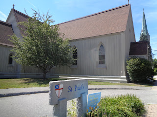 St Paul's Episcopal Church, Brunswick, Maine