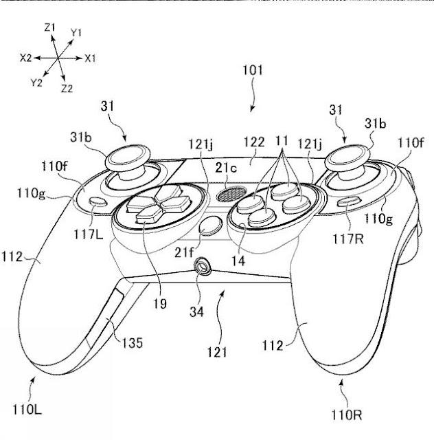 Se renueva una patente de un nuevo Dualshock PS4 3