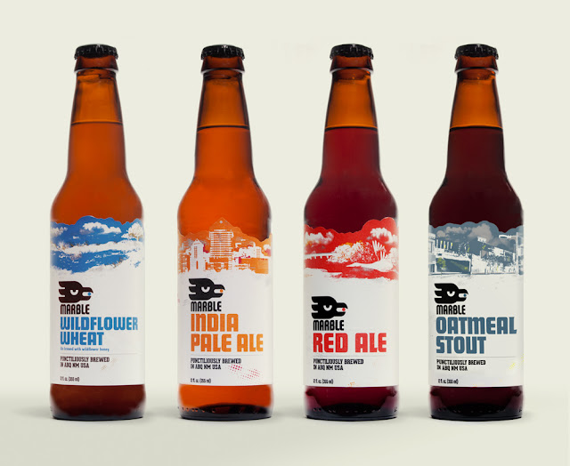 Marble Brewery Classic Beers On Packaging Of The World