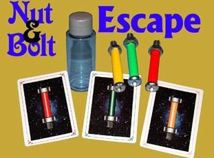 NUT AND BOLT ESCAPE ALAT SULAP RAHASIA CARA TRIK MUR, BAUT DAN BOTOL