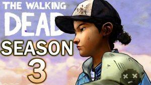 The Walking Dead: Season Three v1.03 Apk + Data