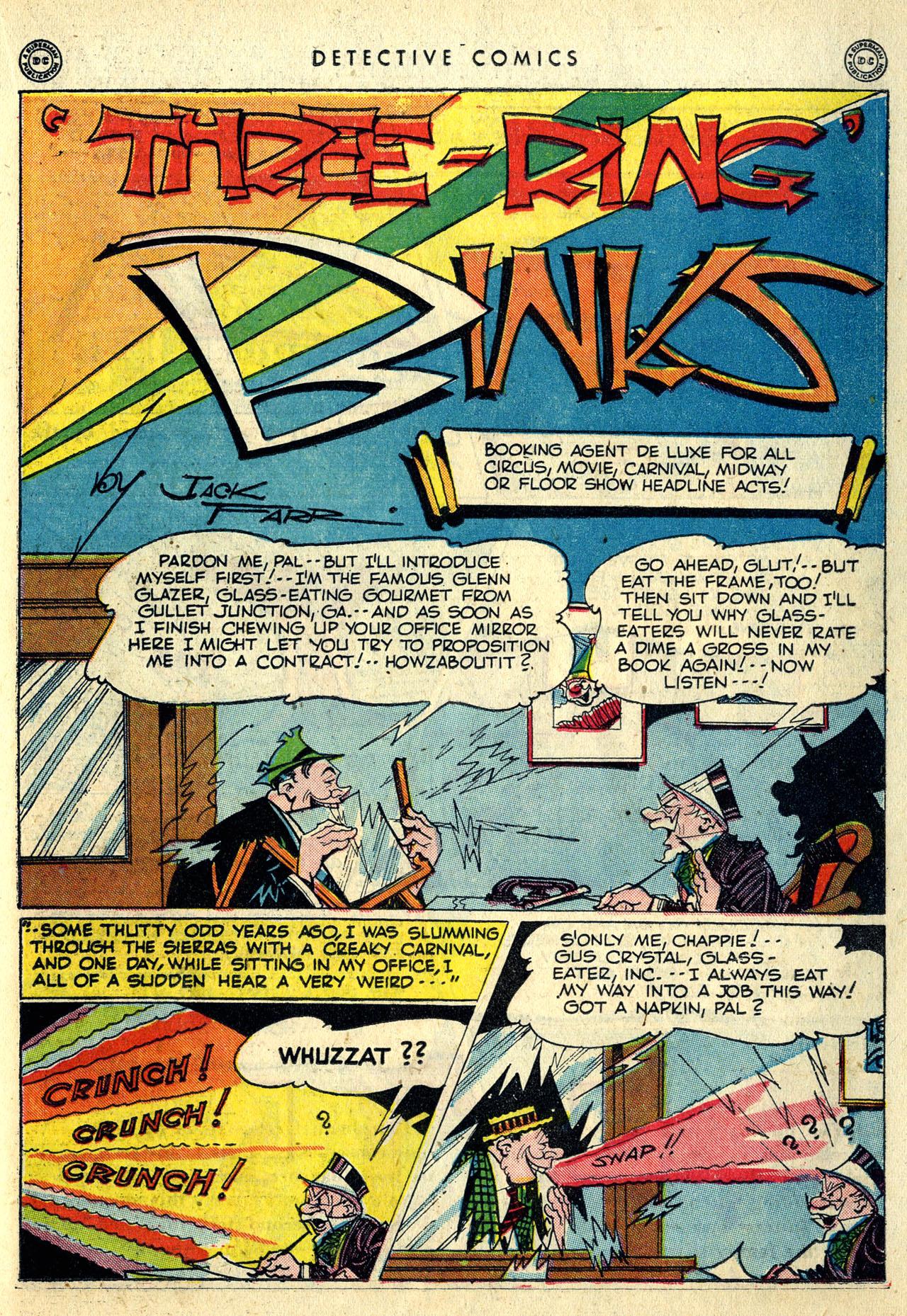 Read online Detective Comics (1937) comic -  Issue #121 - 33