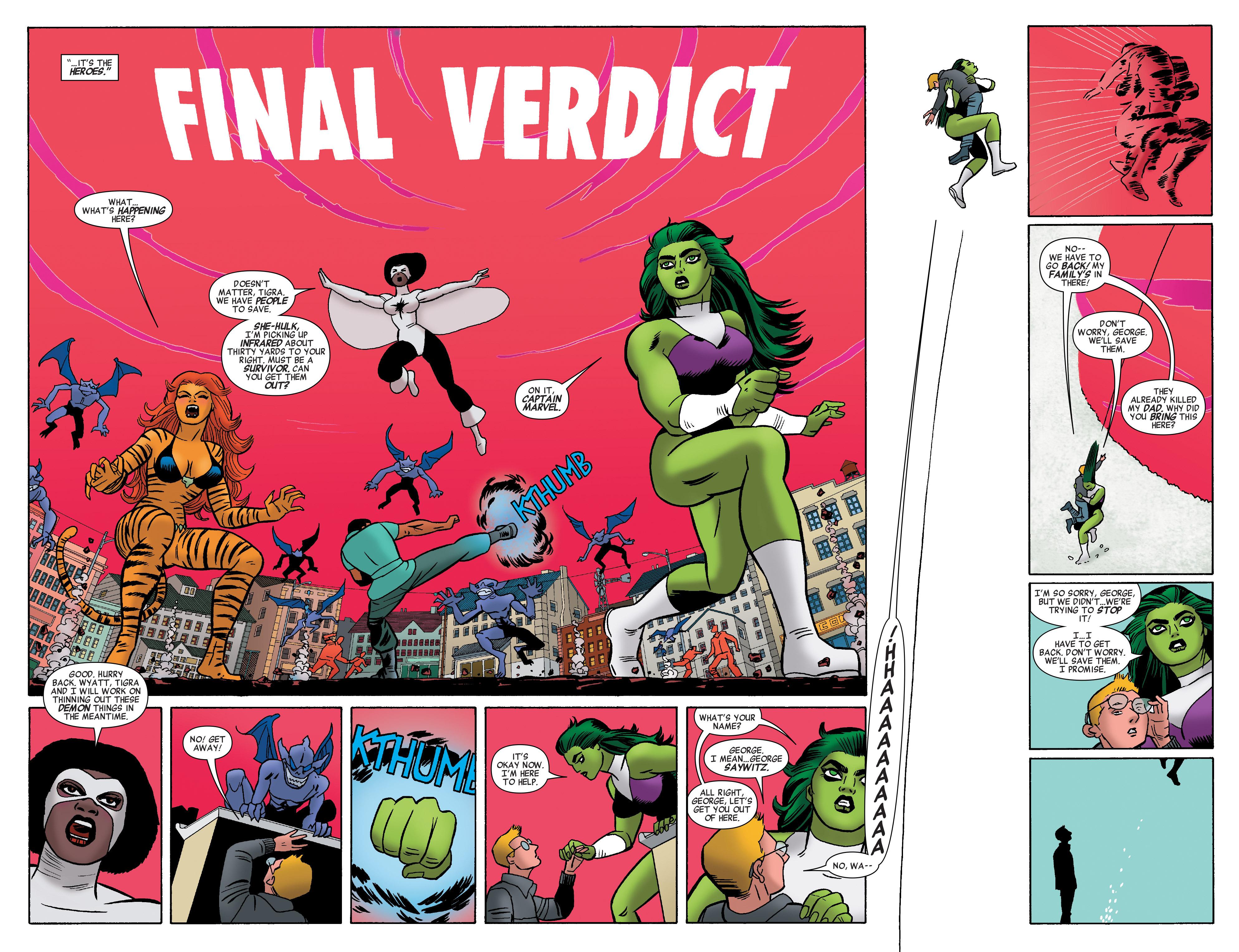 Read online She-Hulk (2014) comic -  Issue #12 - 4