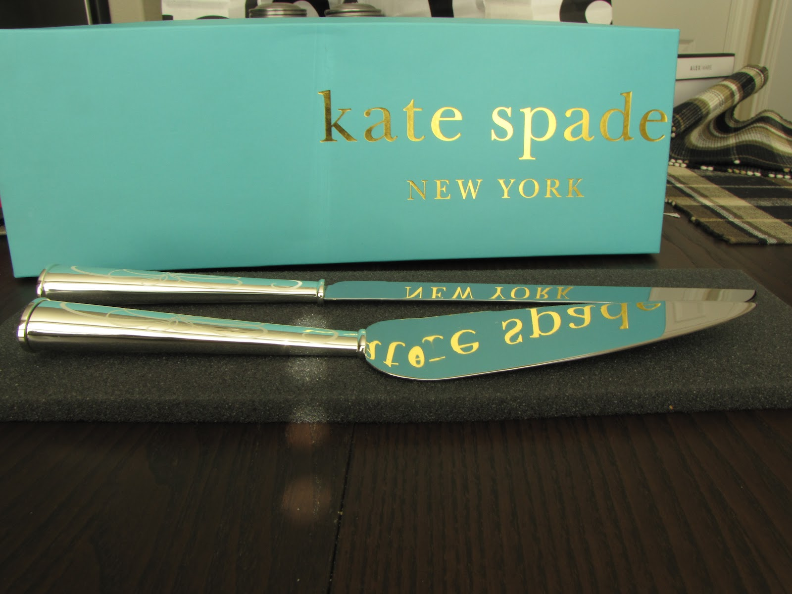 Miss Becomes A Mrs Kate Spade Strikes Again