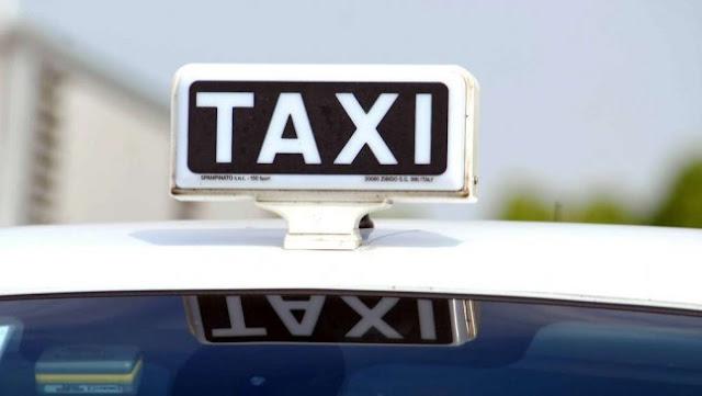 Táxi do aeroporto até o centro de Roma