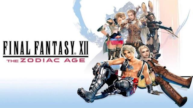 مبيعات لعبة Final Fantasy XII : The Zodiac Age تتجاوز حاجز المليون نسخة على جهاز PlayStation 4