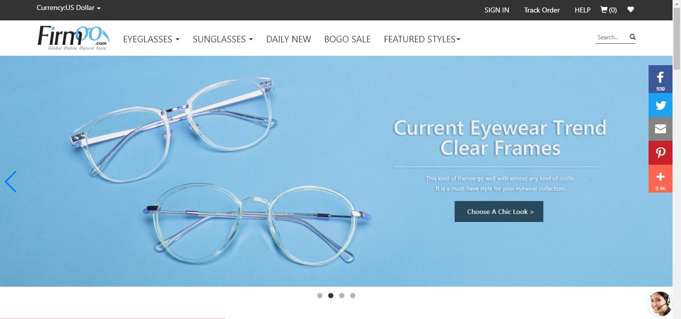 391ea0c16a New Glasses from Firmoo Optical   Affordable Eyeglasses Review ...