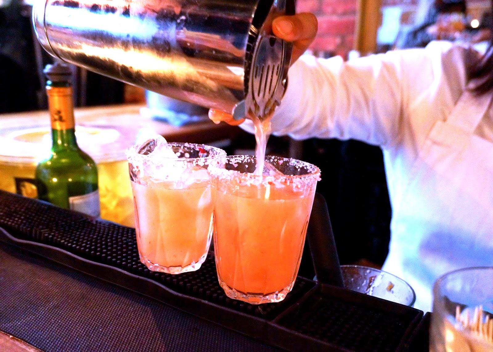 Margaritas at Bob's & Co
