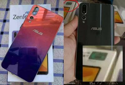 Asus Zenfone 6'dan İki Yeni Görüntü