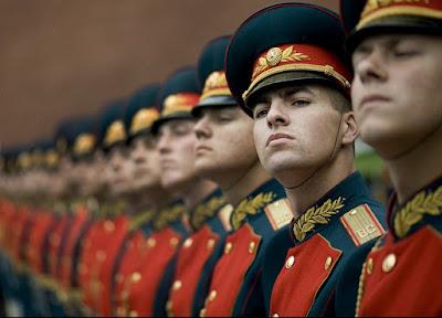 Фото российской армии