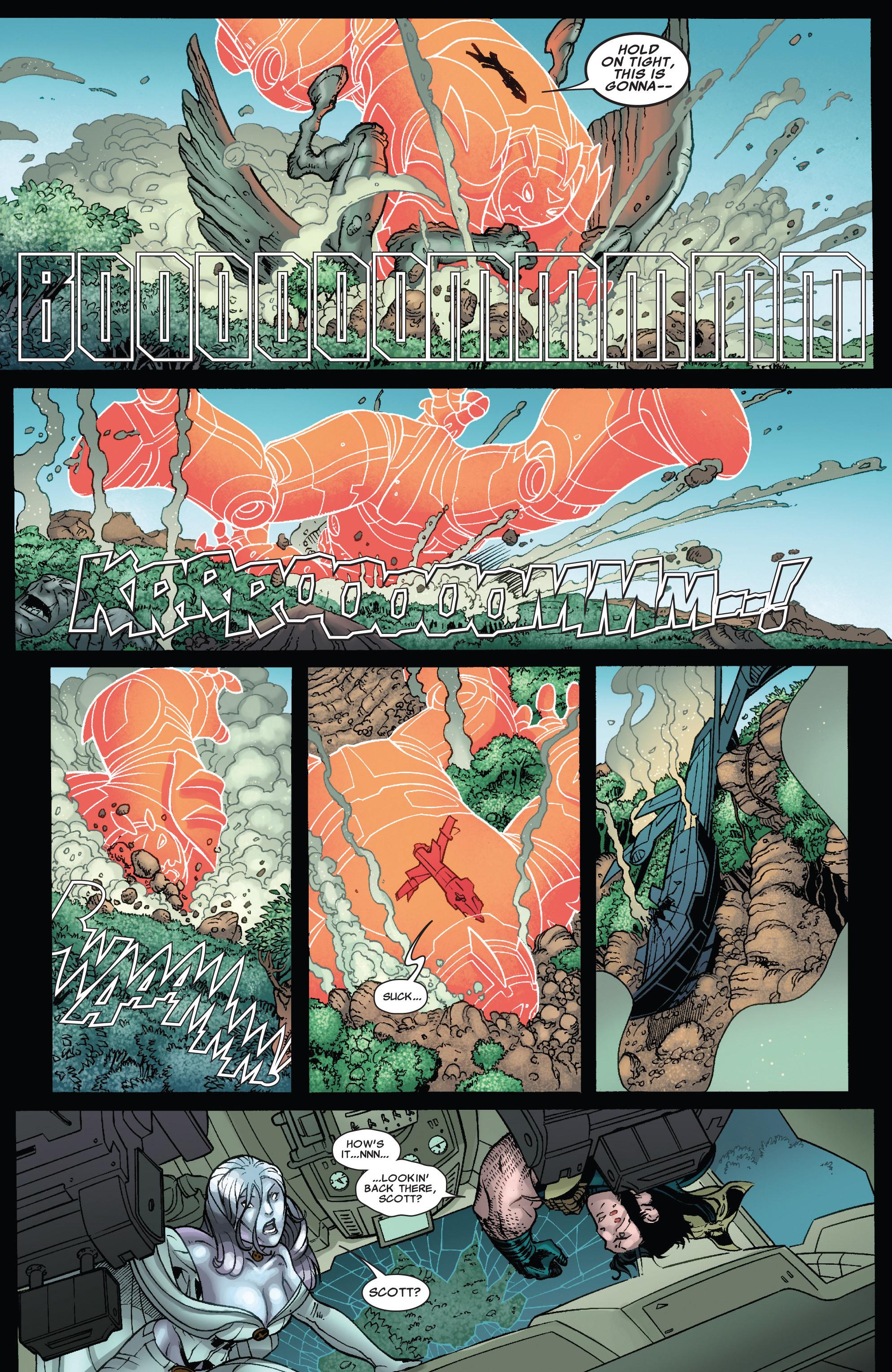 Read online Astonishing X-Men (2004) comic -  Issue #39 - 13