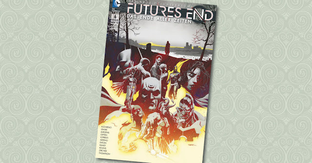 Futures End 6 Panini Cover