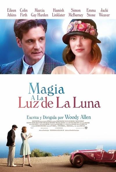 """Magia a la luz de la luna"" (Woody Allen, 2014)"