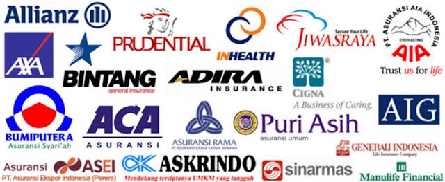Daftar Asuransi Terbaik Indonesia Terdaftar di OJK 2017 dan Asuransi Terbaik 2016 Versi Majalah Investor