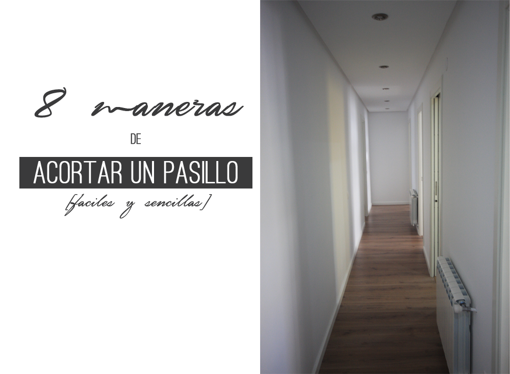 Petitecandela blog de decoraci n diy dise o y muchas for Idea deco pasillo escaleras