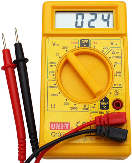 HOW TO CHECK YOUR PHONE SPEAKER WITH MULTIMETER ? ~ Mobiles Clinic