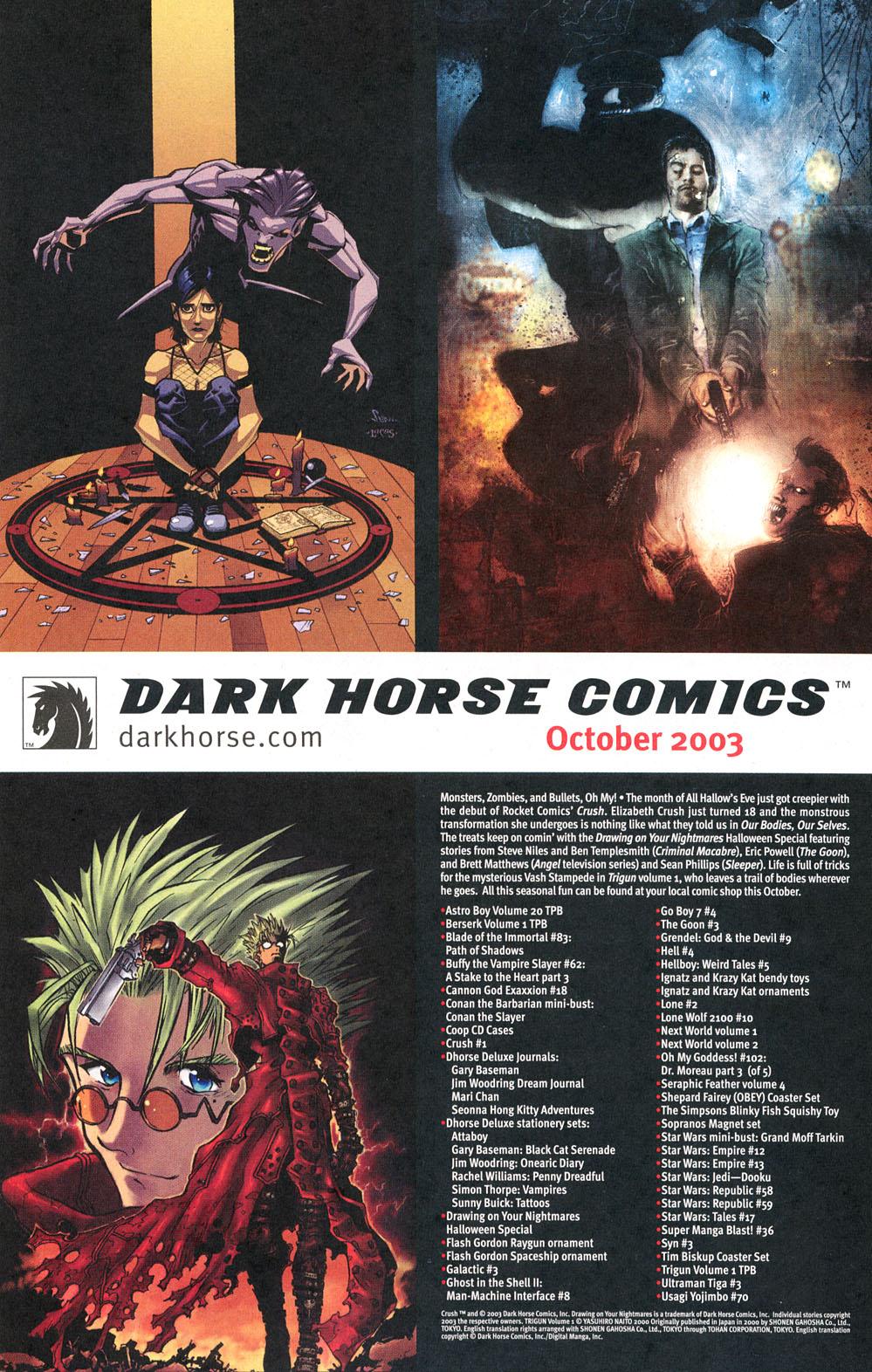 Read online Hellboy: Weird Tales comic -  Issue #5 - 29