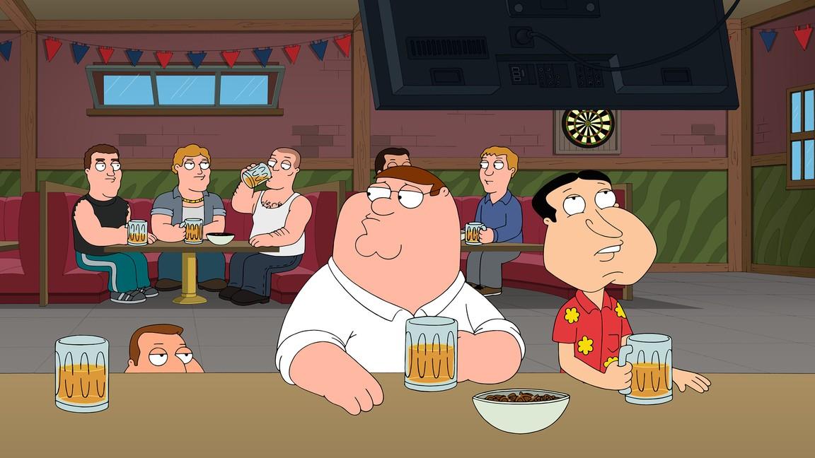 Family Guy - Season 12 Episode 16: Herpe the Love Sore