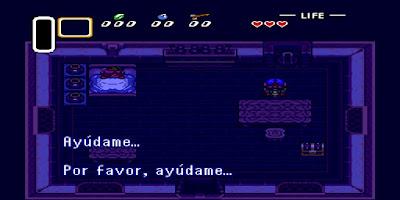 The Legend of Zelda: A Link to the Past [Español] - Captura 1
